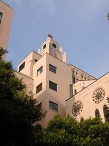 聖路加国際病院(旧館)
