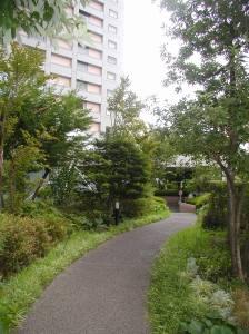 聖路加ガーデン緑地