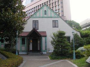 トイスラー記念館