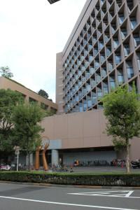 聖路加国際病院(新館)