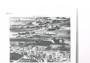 「池上本門寺会式の図」(「東京近郊名所図会」)