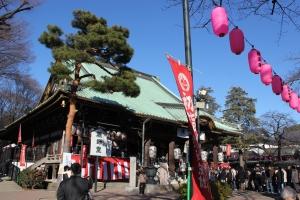 妙法寺祖師堂(2011年1月2日撮影)
