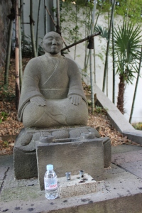 「鑓持勘助」(2011年1月4日撮影)
