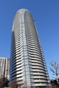 フォレストタワー(2011年1月31日撮影)