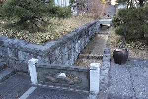 復興された「桜川」(2011年1月31日撮影)