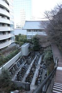 傳叟院墓地(2011年1月31日撮影)