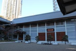 観音聖堂(2011年1月31日撮影)
