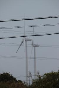 御前崎風力発電所(一部)