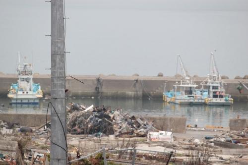 高白浜漁港