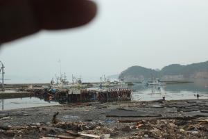 野々浜漁港(2011年6月5日)