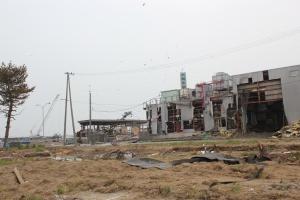 石巻市漁港(2011年6月5日)