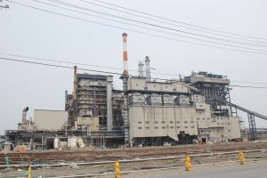 日本製紙石巻工場(2011年6月5日)