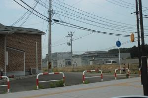 多賀城市の仮設住宅