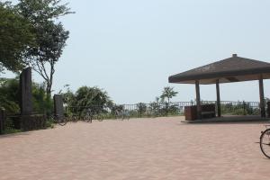 日和山(2011年7月26日)