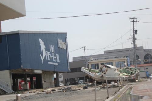 リアスシャークミュージアム(2011年7月27日)