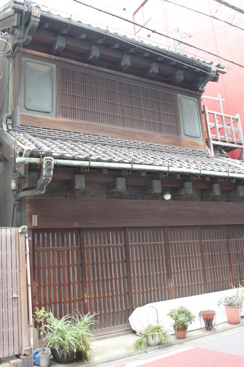 浜野家住宅(2011年1月15日撮影)