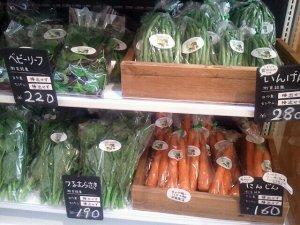 放射性物質の検査結果を明示して売られる「福島さんの野菜」