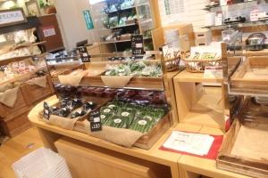 野菜売り場(2011年10月15日撮影)