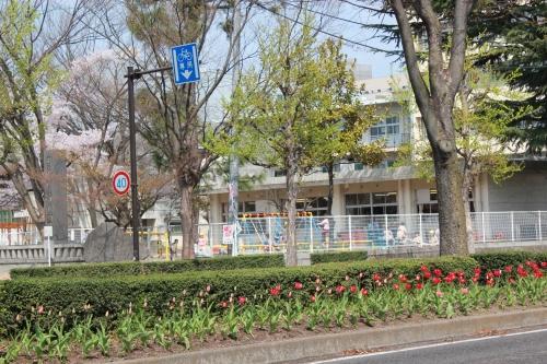 ふくしま南幼稚園(2012年4月24日撮影)