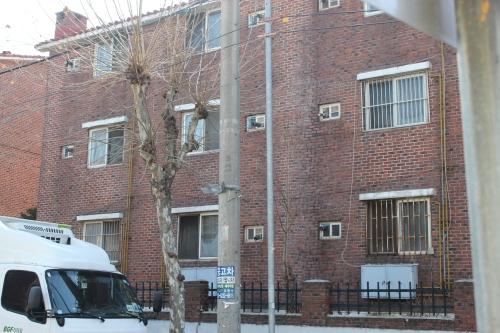 壇園高校周辺の集合住宅